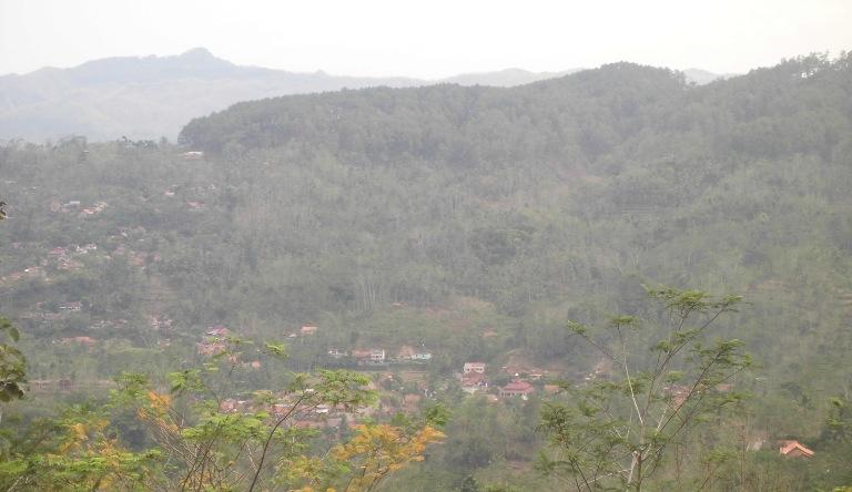 Kondisi Alam Desa Dermaji