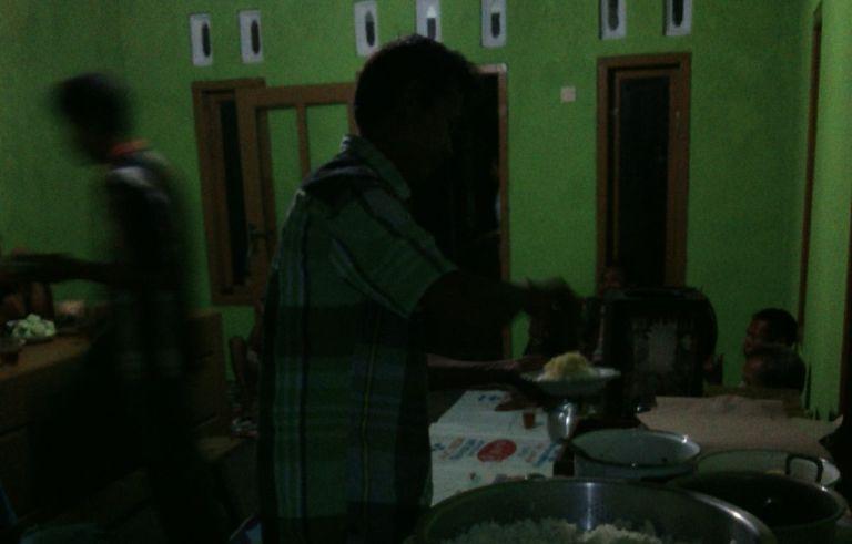 Warga RT 07 RW 1 Desa Dermaji Gelar Tasyakuran Pembangunan Balai Pertemuan